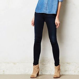 Agolde Colette Skinny Mid Rise Stretch Jea…